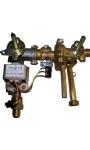 Gas/Wasser Kombiventil für Cointra CMB-5 / COB-5 | Warmwasserbereiter.shop