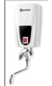 Eldom E42 Elektro-Durchlauferhitzer Anleitungsvideo